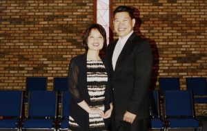 Rev. Calvin Tan